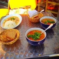 Das Foto wurde bei Soup Kultur von Maximilian M. am 7/26/2012 aufgenommen