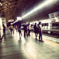 Foto tirada no(a) LRT 2 (V. Mapa Station) por Julian P. em 5/23/2012