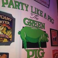 Photo prise au The Green Pig Pub par Annie le8/5/2012