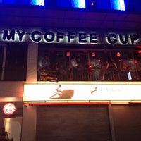 my coffee cup