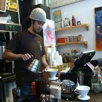 Das Foto wurde bei Spring For Coffee von Arthur M. am 2/26/2012 aufgenommen