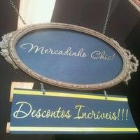 Foto diambil di Mercadinho Chic oleh Luis Henrique M. pada 8/22/2012
