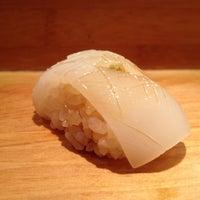 Das Foto wurde bei Sushi Yasuda von David L. am 8/5/2012 aufgenommen