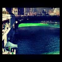 3/18/2012 tarihinde Lady S.ziyaretçi tarafından Chicago Riverwalk'de çekilen fotoğraf