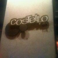 Das Foto wurde bei Costello Club von Marco G. am 2/7/2012 aufgenommen