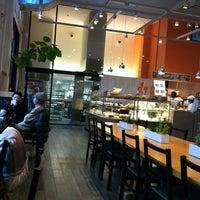 Photo prise au breadworks Tennoz par t o. le2/25/2012