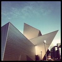 Foto tirada no(a) Denver Art Museum por Michael M. em 2/29/2012
