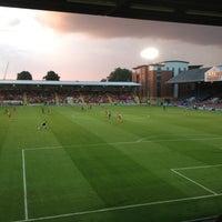 Photo prise au Matchroom Stadium par Andy C. le8/21/2012