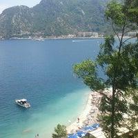 6/24/2012 tarihinde Mehmet D.ziyaretçi tarafından Nirvana Beach Club'de çekilen fotoğraf