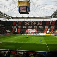 Photo prise au Commerzbank-Arena par Knoedel D. le4/14/2012