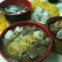 Снимок сделан в Wai Ying Fastfood (嶸嶸小食館) пользователем Nathan L. 2/11/2012