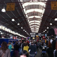 Photo prise au Queen Victoria Market par Dat H. le4/7/2012