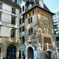 9/6/2012에 Aboaziz님이 Place du Molard에서 찍은 사진