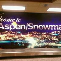3/4/2011 tarihinde Joshziyaretçi tarafından Aspen/Pitkin County Airport (ASE)'de çekilen fotoğraf