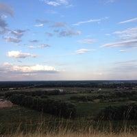 Снимок сделан в Гора Для Полётов На Парапланах пользователем Yura S. 8/11/2012