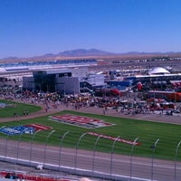 Photo prise au Las Vegas Motor Speedway par Rich B. le10/16/2011