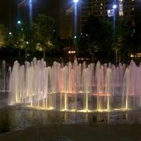 Foto tomada en Centennial Olympic Park por Ryan G. el 9/8/2011