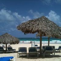 9/10/2011 tarihinde Marco A.ziyaretçi tarafından Hard Rock Hotel & Casino Punta Cana'de çekilen fotoğraf