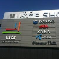 Foto tomada en Ušće Shopping Center por Nemanja S. el 7/2/2012