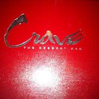 Foto scattata a Crave Dessert Bar da Emily K. il 3/22/2012