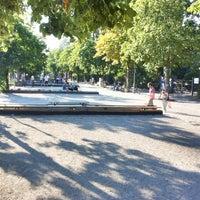 Das Foto wurde bei Bouleplatz am Ufer von Axel K. am 7/16/2011 aufgenommen