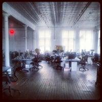 Снимок сделан в Projective Space пользователем Luis S. 5/24/2012