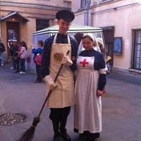 Снимок сделан в Разночинный Петербург пользователем Ольга Р. 5/19/2012