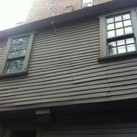 Foto scattata a Paul Revere House da Michael T. il 7/26/2012
