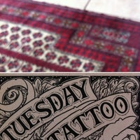 tuesday tattoo outer sunset san francisco ca