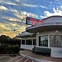 11/26/2011にsherrY g.がThe Monument Caféで撮った写真