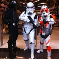 9/17/2011 tarihinde Kleber L.ziyaretçi tarafından Saraiva MegaStore'de çekilen fotoğraf