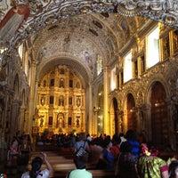 Foto tomada en Templo de Santo Domingo de Guzmán por Angy S. el 7/28/2012