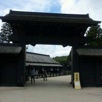 10/3/2011にTaku S.が箱根関所で撮った写真