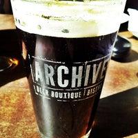 8/3/2012에 Rae A.님이 Archive Beer Boutique에서 찍은 사진