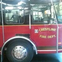 Foto diambil di Crestline Fire Dept oleh Alan H. pada 1/16/2012