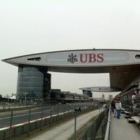 Das Foto wurde bei Shanghai International Circuit von Amy C. am 4/16/2011 aufgenommen