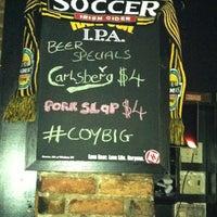 Снимок сделан в The Banshee Bar пользователем Cathal C. 6/10/2012