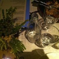 Foto tomada en Restaurant Agua por Katerina L. el 2/25/2012