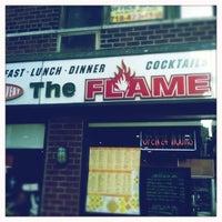 Foto scattata a The Flame Restaurant da CocteauBoy il 3/27/2012
