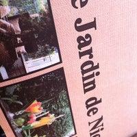 Photo prise au Jardin de Nicolas par Vincenzo S. le7/21/2012