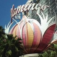 Foto tomada en Flamingo Las Vegas Hotel & Casino por Rachel R. el 3/26/2012