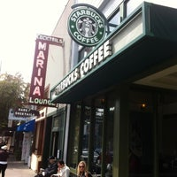 Starbucks Reserve Bar Marina District San Francisco Ca