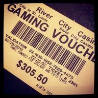 Foto scattata a River City Casino da Shawn W. il 3/1/2012