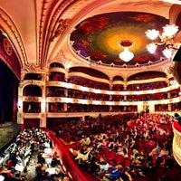5/23/2012 tarihinde Leo P.ziyaretçi tarafından Teatro Municipal de Santiago'de çekilen fotoğraf