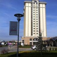 Foto tomada en WOW Istanbul Hotels & Convention Center por Ahmet A. el 12/13/2011