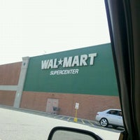 Photo Taken At Walmart Supercenter By Mekia On 7 24 2011
