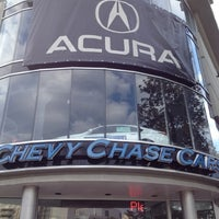 Photo prise au Chevy Chase Acura par Gregory G. le8/28/2012