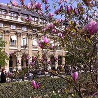 3/30/2012にSam P.がJardin du Palais Royalで撮った写真