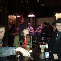 10/23/2011 tarihinde Laurent R.ziyaretçi tarafından VU Bar NYC'de çekilen fotoğraf