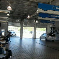 Scott Clark Honda Auto Dealership In Idlewild South